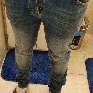 Asos slim fit denim jeans